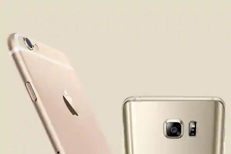 iPhone 6S Plus vs Samsung Galaxy Note 5 camera