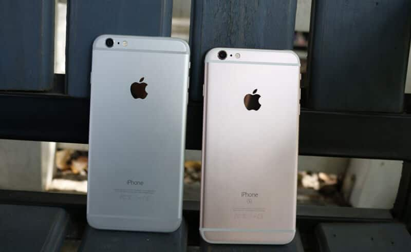 iPhone 6S Plus vs iPhone 6S Comparison