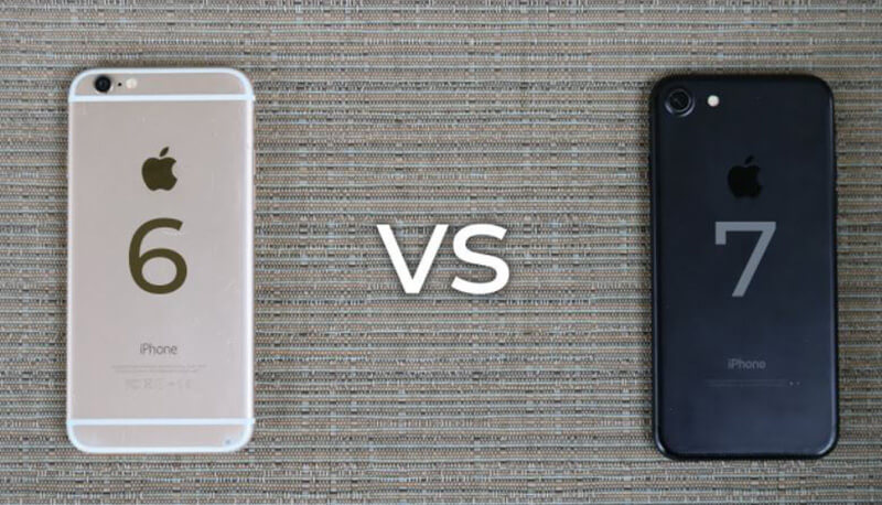 iPhone 7 vs iPhone 6 - What Is The Difference