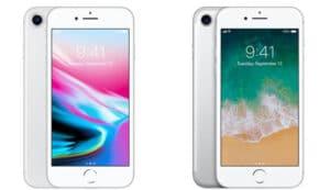 iPhone 7 vs iPhone 8