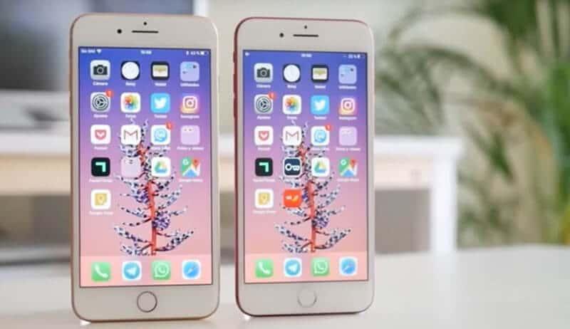 iPhone 8 Plus vs iPhone 7 Plus Comparison