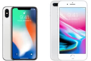 iPhone 8 Plus vs iPhone X - Who Wins