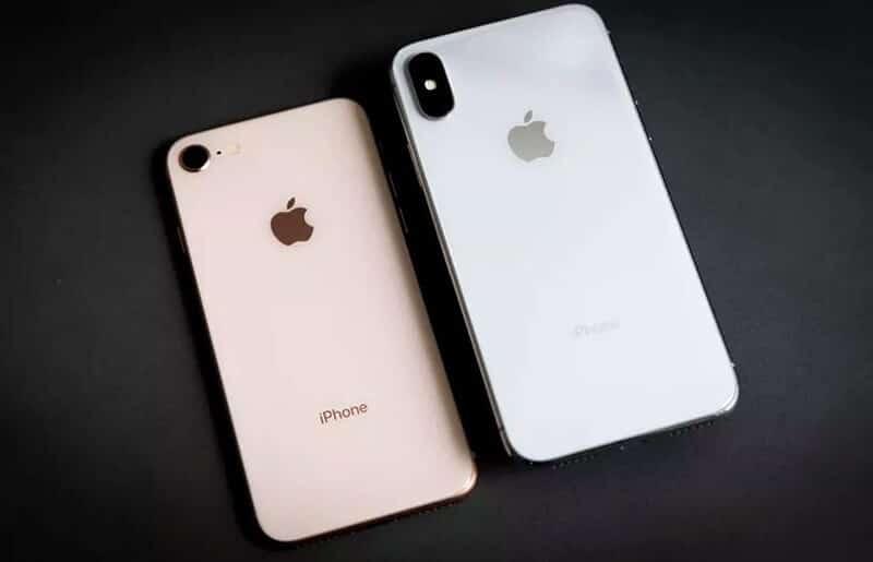 iPhone 8 vs iPhone X Design