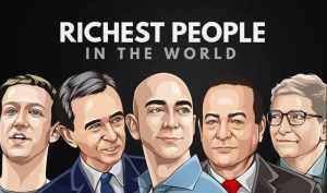 Who is The Richest Person In The World: Top 10+