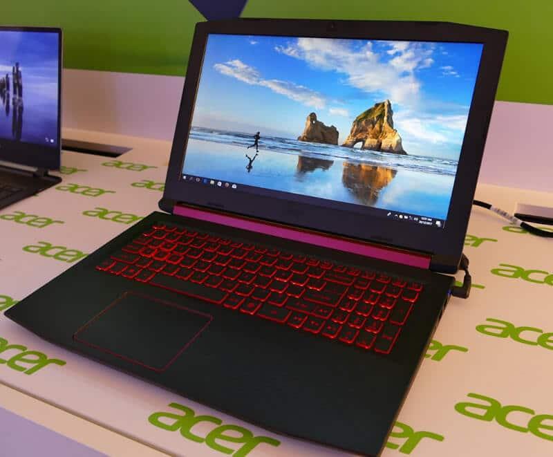 Acer Nitro 5 AMD 2021