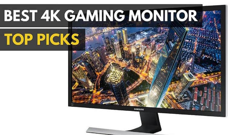Best 4K Gaming Monitor 2020 Top Brands Review
