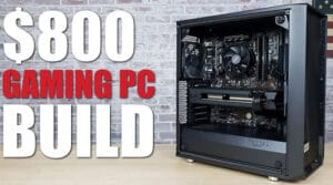 Best 800 Dollar Gaming Pc 2020 Top Brands Review