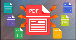 Easy PDF to Image Using PDFBear