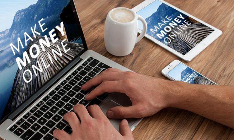 The most ways make money Internet