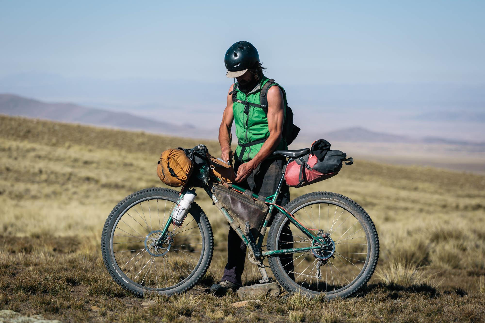 Bikepacking Trip