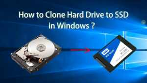 clone hdd to SSD